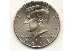 KM ??? U.S.A. ½ Dollar 2013 P UNC
