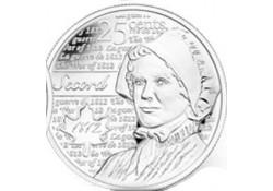 Km ??? Canada 25 Cents 2013 de Laura Secord