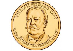 KM ??? U.S.A. 27 th President Dollar 2013 D William Howerd Taft