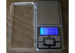 Pocket weegschaal 0.01-200 gram Incl batterijen