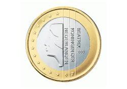 1 Euro Nederland 2012 UNC