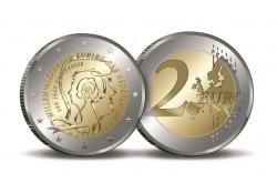 Nederland 2013 2 Euro 200 jaar Koninkrijk UNC