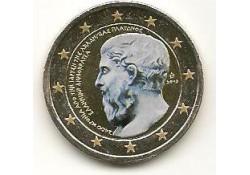 2 Euro Griekenland 2013 Plato Gekleurd 205/3