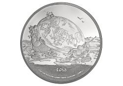 Frankrijk 2013 10 euro Asterix Incl dsje & Cert.