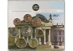 Bu set Frankrijk 2014 World Money Fair Berlin