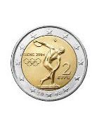 Special 2 euro Coins