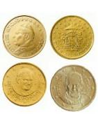 50 Cent & 50 Centen in coincard